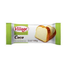Bolo Vilage Coco 100 g