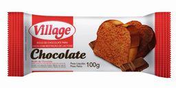 Bolo Village Chocolate 100 g
