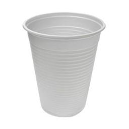 Copo Descartável Branco Com 50 Und 200 mL