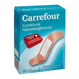 Curativo Carrefour Adulto 35 Und