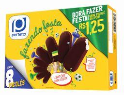 Leve 3 Pague 2 Pack Sorv Pic Faz Festa PerfeTinto 8 Und 50 g
