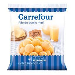 Pão Queijo Mini Carrefour 400 g