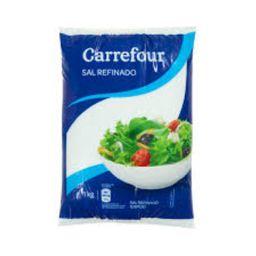 Sal Refinado Carrefour 1 Kg