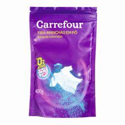 Tira Manchas Pó Carrefour 400 g