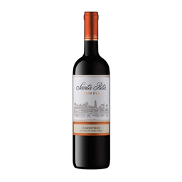 Vinho Tinto Chileno Estate Carmenere Reserva 750 mL