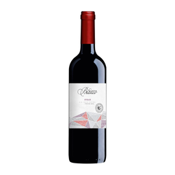 Vinho Tinto Manto Blanco Syrah 750 mL