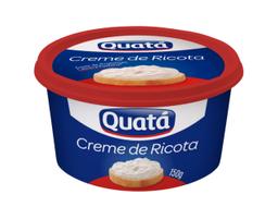 Creme De Ricota Quata 150 g