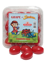 Tomate Grape Senninha 180 g