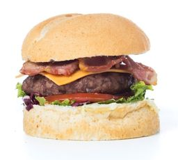 Classic Burger Bacon