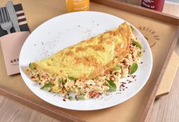 Wake Up Combo de Omelete (sem gluten/sem lactose)