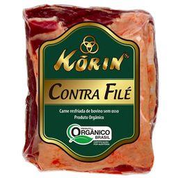 Contra Filé Orgânico Congelado Korin