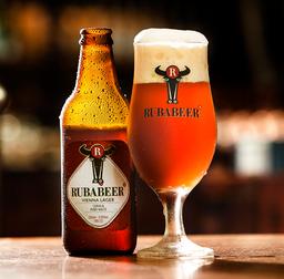 Cerveja Rubabeer – Vienna Lager 330ml
