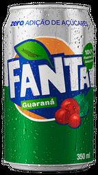 Fanta Guaraná Zero - 350ml