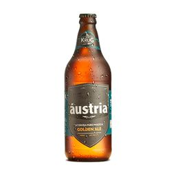 Áustria Gonden Ale - 600ml