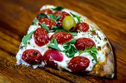 Pizza Broto - Calabresa