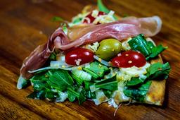 Pizza Broto - Rúcula