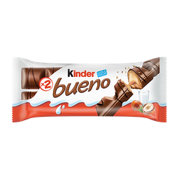 Mini Barra De Chocolate Kinder Bueno 43 g