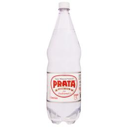 Água Mineral Com Gás Prata Pet 1500 mL