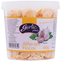Alho Em Flocos Garlic 60 g