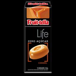 Bala Dura Fruittella Life Caramelo 19 g
