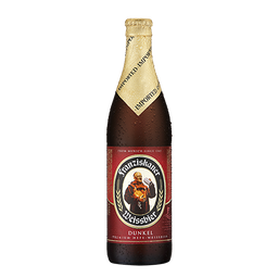 50% de DESCONTO na 2 UND Franziskaner Cerveja Dunkel