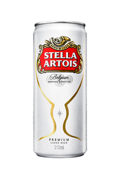 Cerveja Stella Artois Pack Com 8 Und Lata 269 mL