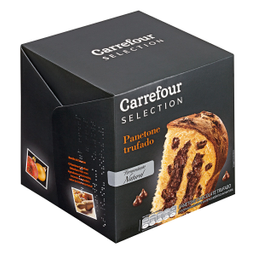 Panetone Trufado Carrefour Selection 500 g