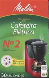 Filtro Melitta caféteira Eletrica N2