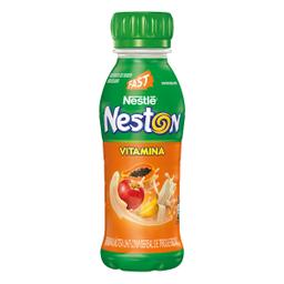 Bebida Láctea De Mamão, Maçã, Banana Contém Glúten Neston 280 mL