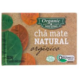 Chá Mate Orgânico Organic 22,5 g