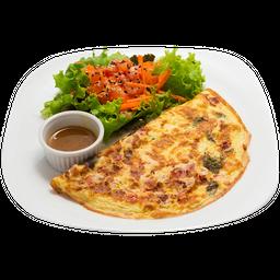 Omelete Levemente