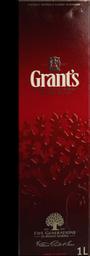 Whisky Grants 1L - Cód.291613