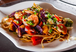 Yakisoba De Frutos Do Mar