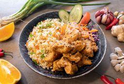 Orange Chicken - Porção Individual
