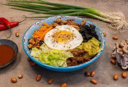 Bibimbap Vegetariano