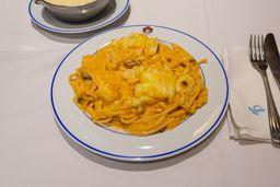 Spaghetti à moda da casa