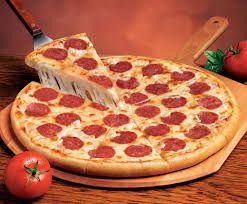 Pizza Meio á Meio