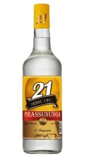 Cachaça Pirassununga 21 965 mL