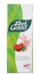 Chá Feel Good Cranberry 1 L