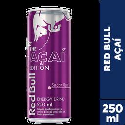 Energético Red Bull 250ml Edição Açaí