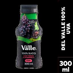 Del Valle de 100% Uva 300ml