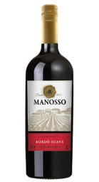 Vinho Manosso Tinto Suave 1 L