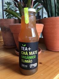 Chá Mate Orgânico com Limão - 300ml