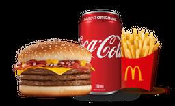 McOferta Média Triplo Burger Bacon