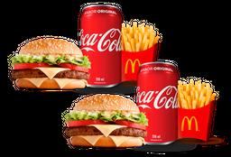 McOferta Media Big Mac + McOferta Media Big Tasty