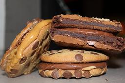 Double Cookie De Nutella Com Leite Ninho