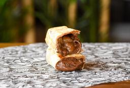 Burrito de Nutella