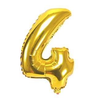 Regina Balão Met Minishape Dourado