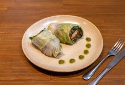 Wrap Pesto Acelga