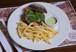 Burger Gourmet P6 À L'échalote À Péricles